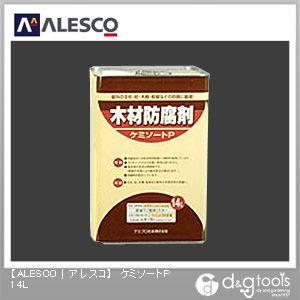 ケミソートP(木材防腐剤)  14L