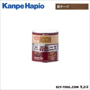 カンペハピオ 油性ウレタン着色ニス 新チーク 0.7L