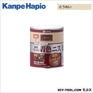 油性ウレタン着色ニス とうめい  1.6L