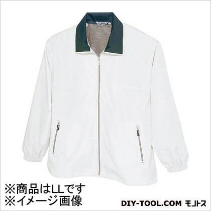 スタッフジャケットホワイトLL   2665-001-LL