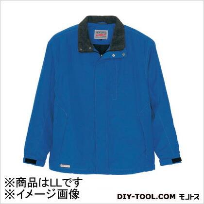 防寒ジャケットブルーLL   6164-006-LL