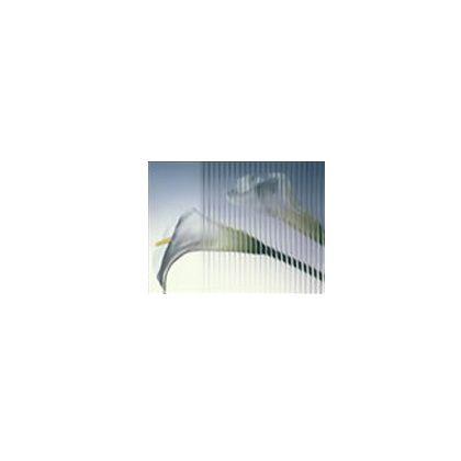 断熱高耐候中空ポリカーボネートシートスタンダード クリア W900×H1800×10mm