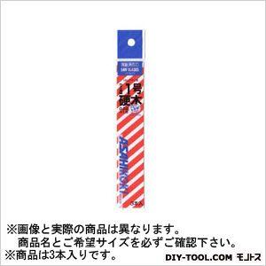 カメカ/旭工機 高級糸のこ刃3本入り2号中間木ア9(パッケージ赤)