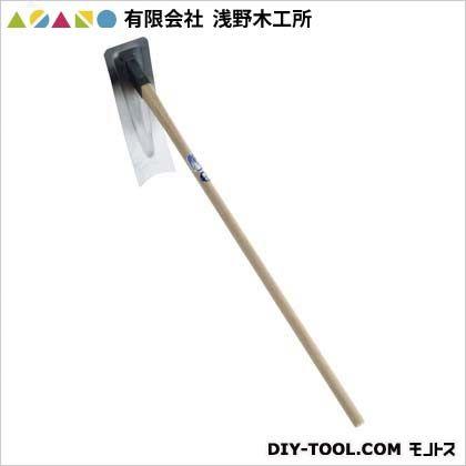 鉄改良鍬(手打鋼付)   14030