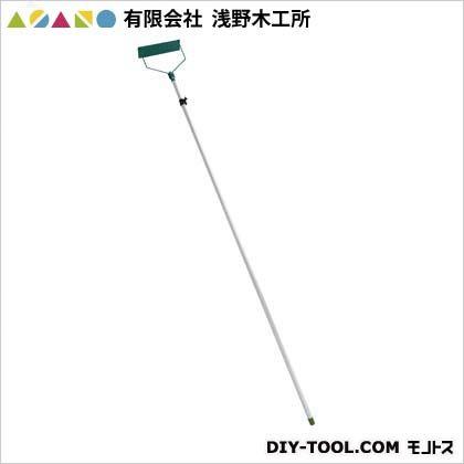 屋根・ひさし雪落とし(組立式)アルミパイプ伸縮ロック式   24024