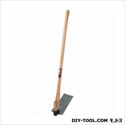 神奈川鍬(磨き)鉄アゴ付  3.5尺