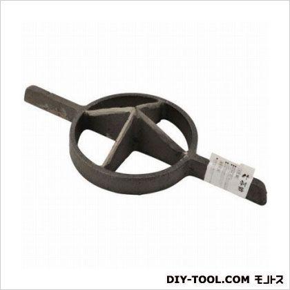 【送料無料】アークランドサカモト 鋳物竹割4ツ割大 20cm