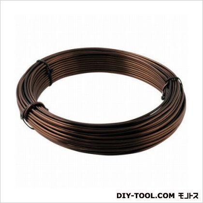 アルミ(盆栽)針金カラー400g  2.5mm