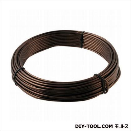 アルミ(盆栽)針金カラー400g  3.0mm