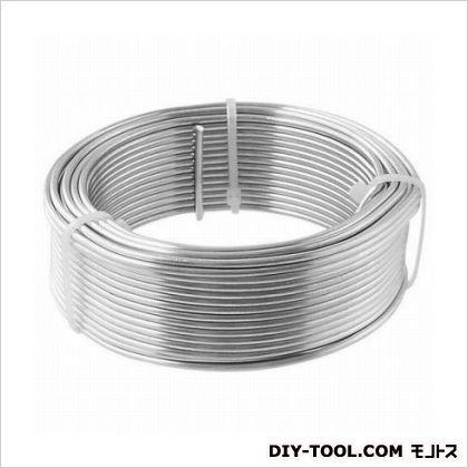 アルミ(盆栽)針金150g 白 2.0mm