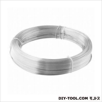 アルミ(盆栽)針金400g 白 1.0mm