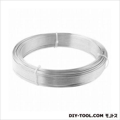 アルミ(盆栽)針金400g 白 1.5mm