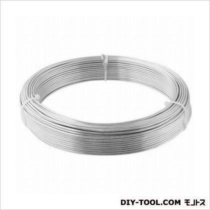 アルミ(盆栽)針金400g 白 2.0mm