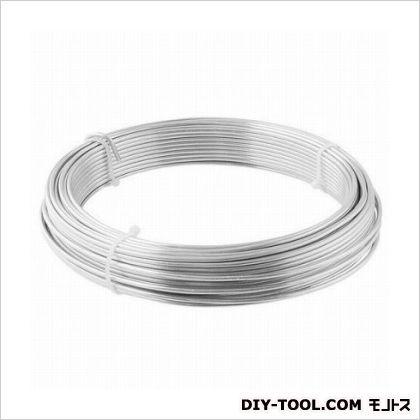 アルミ(盆栽)針金400g 白 2.5mm