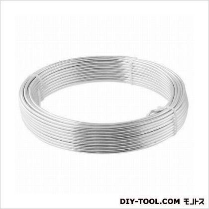 アルミ(盆栽)針金400g 白 3.0mm