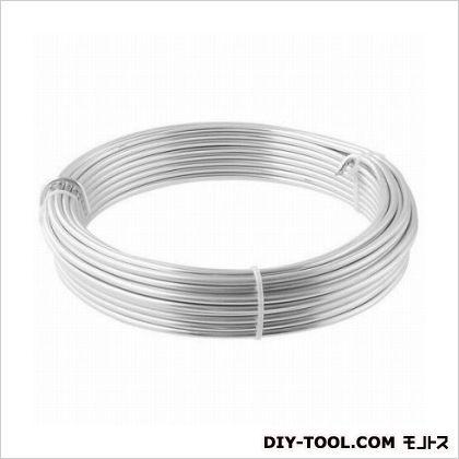 アルミ(盆栽)針金 白 400g 3.5mm