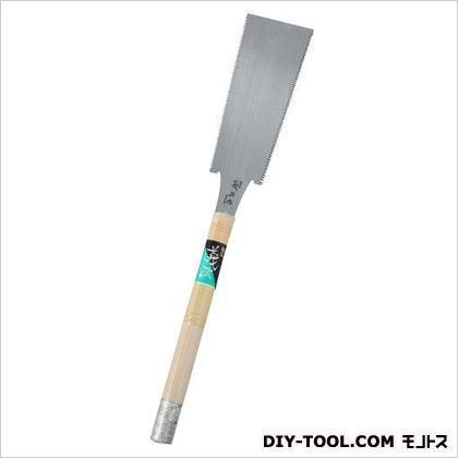越後義政 (半藤柄)両刃鋸 刃長:240mm 両刃のこぎり 大工道具