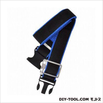 ソフトベルトワンタッチバックル 青 48mm×1300mm SO-48B(青色)