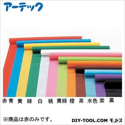 カラー不織布ロール赤10m巻   14020