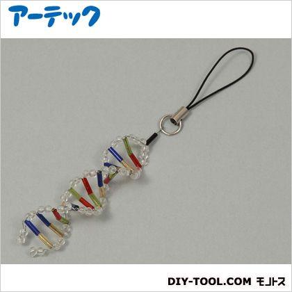 DNAモデルストラップ作り   93429