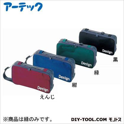 SEデザインバッグ 緑 デザインバッグサイズ:385×190×80mm