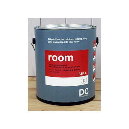 【送料無料】DCペイント かべ紙に塗るペンキRoom 【1002】Tea Cookie 3.8L DC-RG-1002