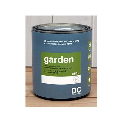 DCペイント 屋外用 多用途 ペンキ Garden 【1170】Lavender Quartz 0.9L DC-GQ-1170 塗料 ペイント ラティ