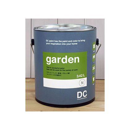 【送料無料】DCペイント 屋外用多用途ペンキGarden 【0550】Gargoyle 3.8L DC-GG-0550  水性塗料塗料