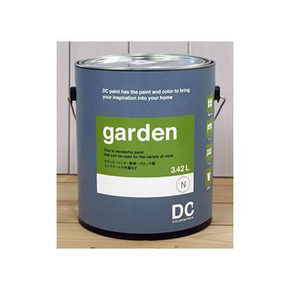 DCペイント 屋外用 多用途 ペンキ Garden 【1170】Lavender Quartz 3.8L DC-GG-1170 塗料 ペイント ラティ