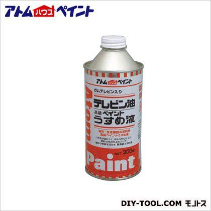テレピン油(ガムテレピン入りペイントうすめ液)  300L