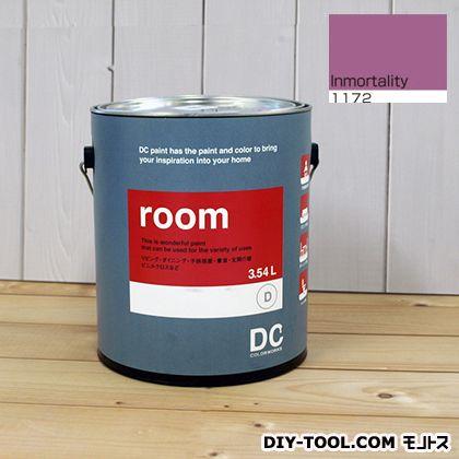 【送料無料】DCペイント かべ紙に塗る水性塗料Room(室内壁用ペイント) 【1172】Immortality 約3.8L