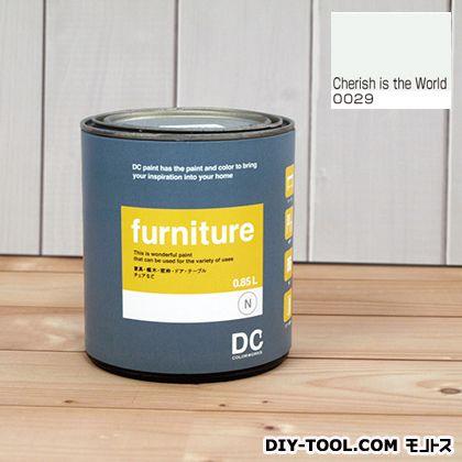 DCペイント 木製品や木製家具に塗る水性塗料Furniture(家具用ペイント) 【0029】Cherish is the Word 約0.9L