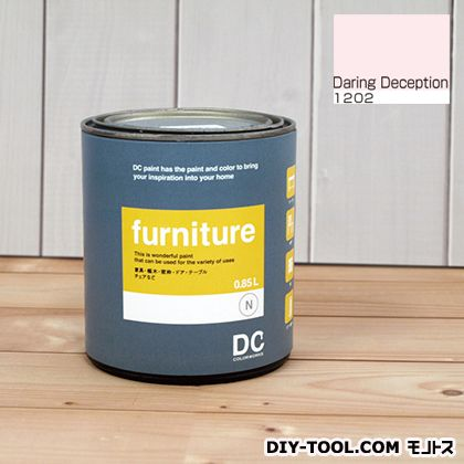 DCペイント 木製品や木製家具に塗る水性塗料Furniture(家具用ペイント) 【1202】Daring Deception 約0.9L