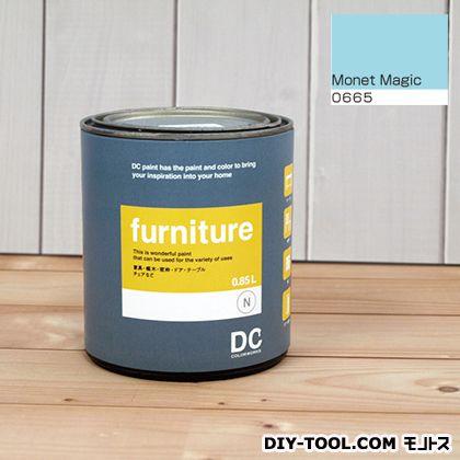 DCペイント 木製品や木製家具に塗る水性塗料Furniture(家具用ペイント) 【0665】Monet Magic 約0.9L