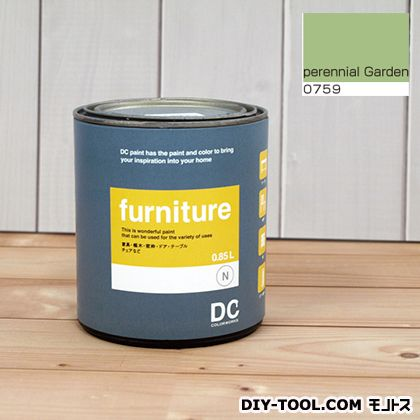 DCペイント 木製品や木製家具に塗る水性塗料Furniture(家具用ペイント) 【0759】Perennial Garden 約0.9L