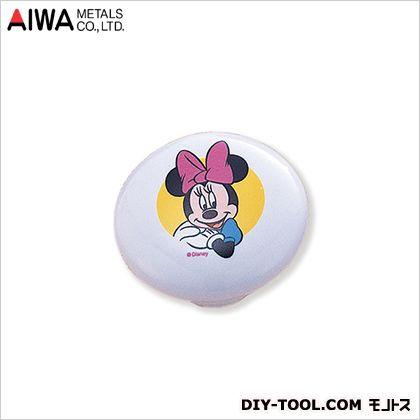 家具用つまみ(陶器つまみ)ミッキータイプ disney   AP-548A