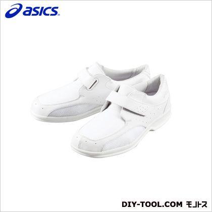 アシックス ナースウォーカー509 01ホワイト 25cm FMN509.01 25.0
