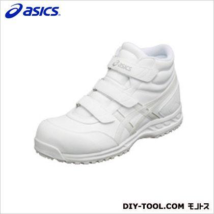 作業用靴ウィンジョブ53S 0100ホワイト×パープルホワイト 24.5cm FIS53S.0100 24.5
