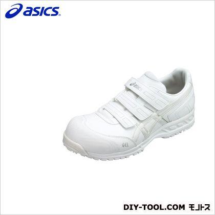 作業用靴ウィンジョブ52S 0101ホワイト×ホワイト 22.5cm FIS52S.0101 22.5