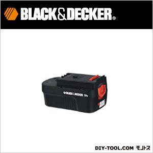 ブラック&デッカー 18Vスライド式バッテリーパック・電池パック A18