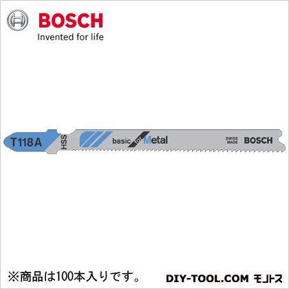 ジグソーブレード   T-118A/100 100 本
