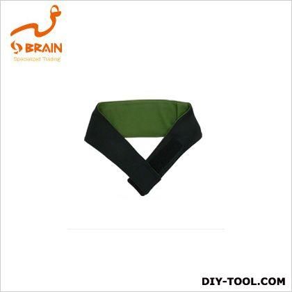 ブレイン アイスネック(頭用熱中症対策グッズ) ブラック×グリーン