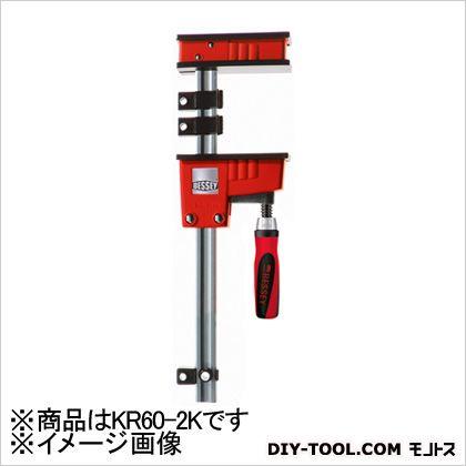 木工用クランプKR型開き600mm   KR60-2K