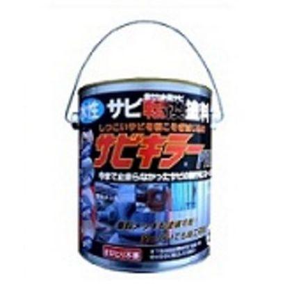 サビキラーエポトップ速乾型上塗り専用水性エポキシ塗料 アイボリー 4kg