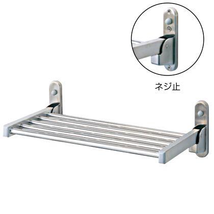 【送料無料】ベスト ウォールラック バネ式 ネジ付 720SP-200-S