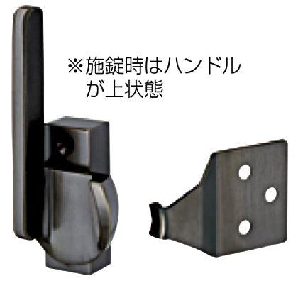 【送料無料】ベスト クレセント 右 黒 No.1591-8-1クレセント