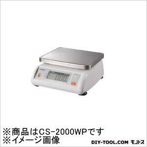 【送料無料】カスタム デジタル防水はかり 320 x 320 x 150 mm CS-2000WP