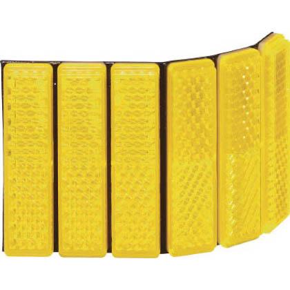 レフテープ50mm×70mm蛍光黄(1個入)   RR-1-DGA6P 1 枚