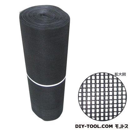 マイフラワー・鉢底ネット(50m) ブラック 幅100cm×長さ50m