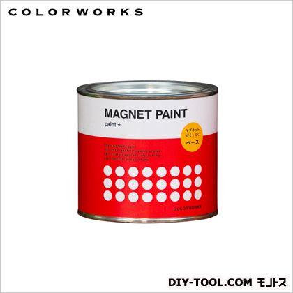 マグネットペイント(マグネットがつく水性塗料) ベース 500ml 7416500